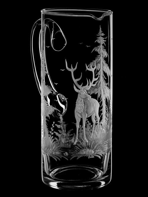 """Jug """"Wild animals"""", 1,5 l"""