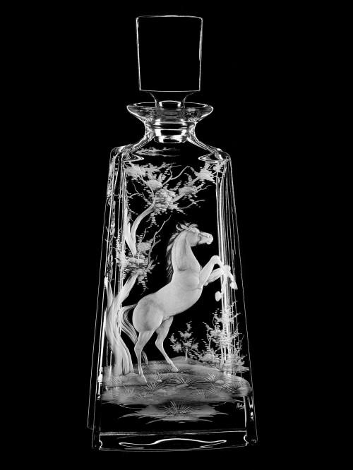 "Carafe ""Horse"", 0,7 l"