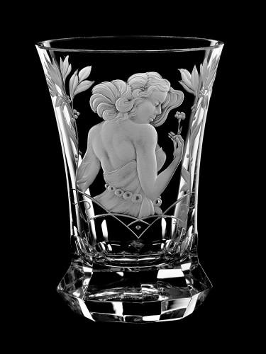 """Vase Alphonse Mucha """"Nelke"""", 13 cm"""
