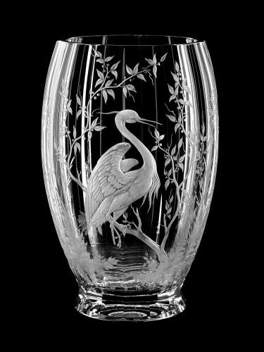 "Vase ""Heron"", 29 cm"