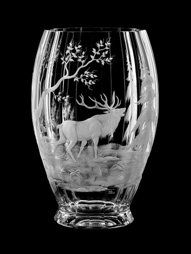 """Vase """"Cerf"""", 29 cm"""