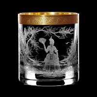 "Whiskey glass set ""Musicians"", 270 ml"