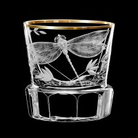 """Whiskey glass set """"Dragonfly"""", 400 m"""