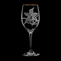 "Wine glass set ""Narcissus"", 350 ml"