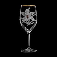 "Wine glass set ""Narcissus"", 500 ml"