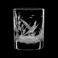 """Shot glass set """"Birds"""", 60 ml"""
