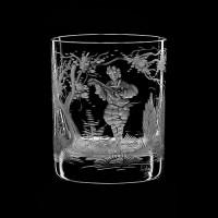 """Shot glass set """"Musicians"""", 60 ml"""