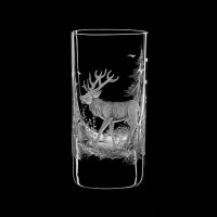 """Shot glass set """"Wild animals"""", 45 ml"""