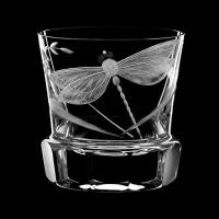 """Whiskey glass set """"Dragonfly"""", 400 ml"""