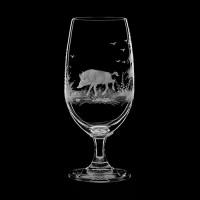 "Beer glass set ""Wild animals"", 400 ml"