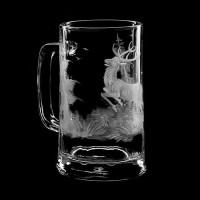 "Beer mug set ""Wild animals"", 300 ml"
