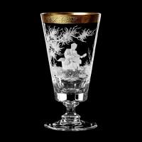 "Beer glass set ""Musicians"", 350 ml"
