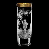 """Water glass set """"Musicians"""", 290 ml"""