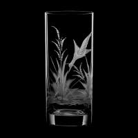 """Water glass set """"Birds"""", 300 ml"""