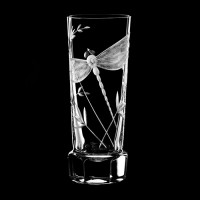 """Water glass set """"Dragonfly"""", 430 ml"""