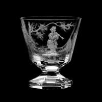 """Shot glass set """"Musicians"""", 50 ml"""