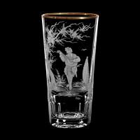 """Water glass set """"Musicians"""", 400 ml"""