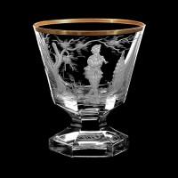 """Liquor glass set """"Musicians"""", 50 ml"""