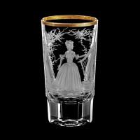 """Shot glass set """"Musicians"""", 45 ml"""