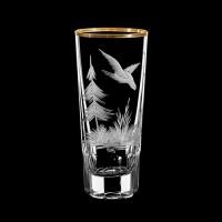 """Shot glass set """"Birds"""", 90 ml"""