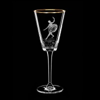 "Wine glass set ""Ballet"", 240 ml"