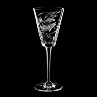 "Wine glass set ""Fish"", 240 ml"