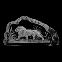 "Paperweigh ""Lion"""