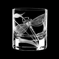"""Whiskey glass set """"Dragonfly"""", 270 ml"""