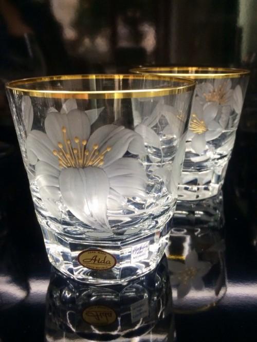 Хрустальное стекло Аида
